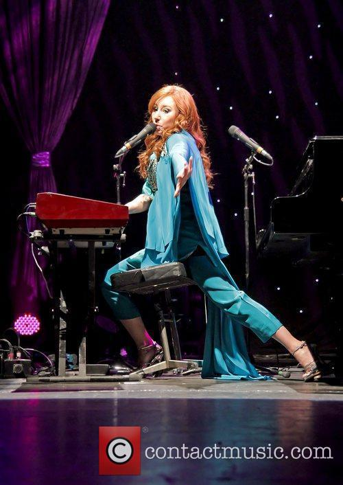Tori Amos and Manchester Apollo 4