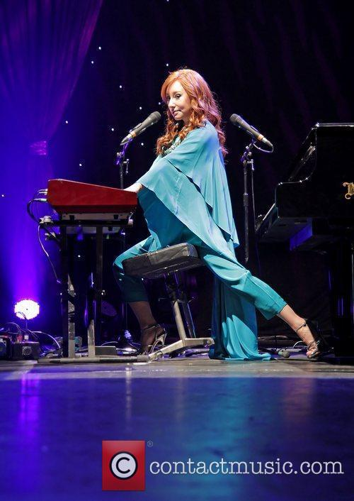 Tori Amos and Manchester Apollo 8