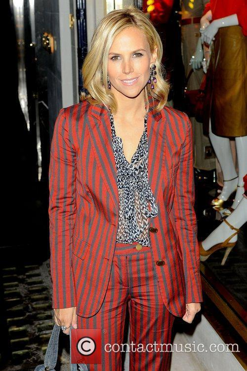 Tory Burch store opening cocktail party - Arrivals