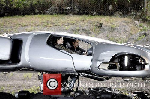 Jessica Biel and Colin Farrell 9