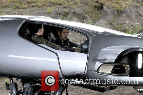 Jessica Biel and Colin Farrell 5