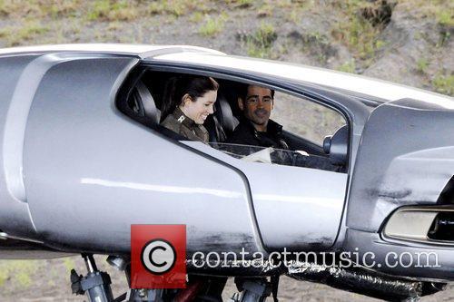 Jessica Biel and Colin Farrell 7
