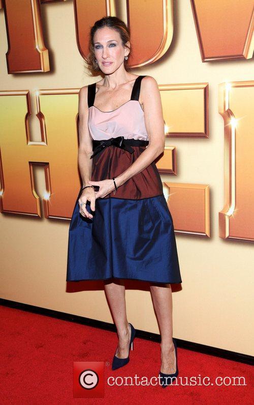 Sarah Jessica Parker and Ziegfeld Theatre 7
