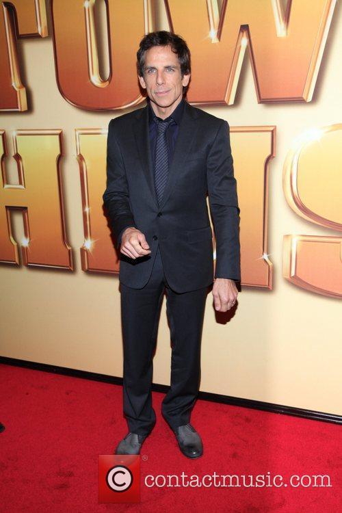 Ben Stiller, Matthew Broderick and Ziegfeld Theatre 1