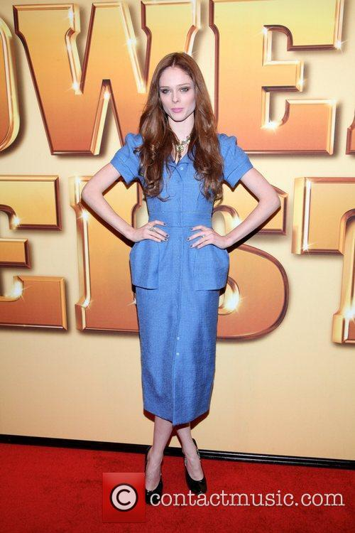 Coco Rocha and Ziegfeld Theatre 4