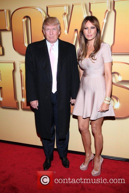 Donald Trump and Ziegfeld Theatre 2