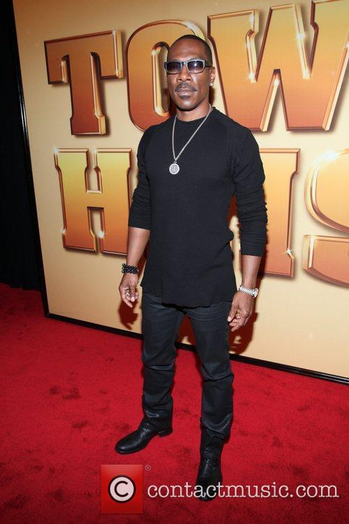 Eddie Murphy and Ziegfeld Theatre 3