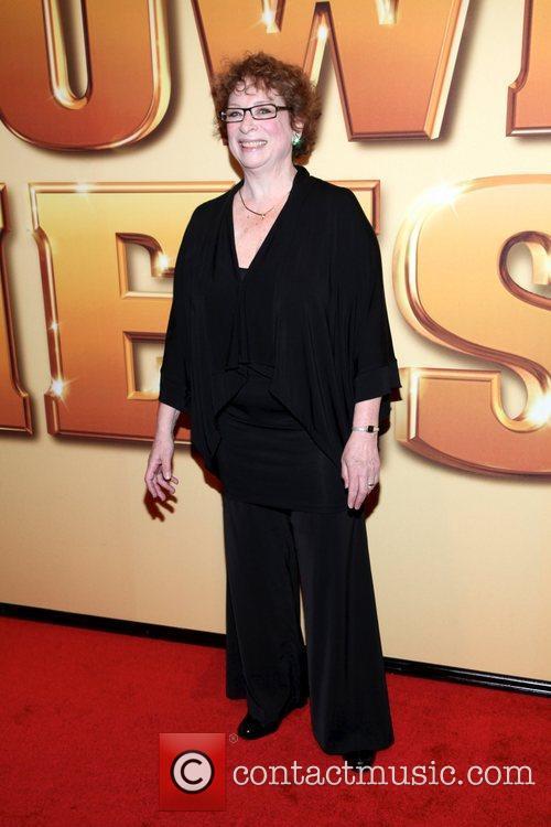 Marcia Jean Kurtz and Ziegfeld Theatre 4