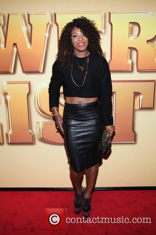 Serena Williams and Ziegfeld Theatre 2