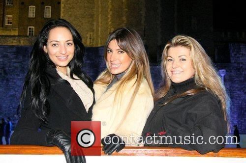gabriella ellis and friends at the tower 3618144