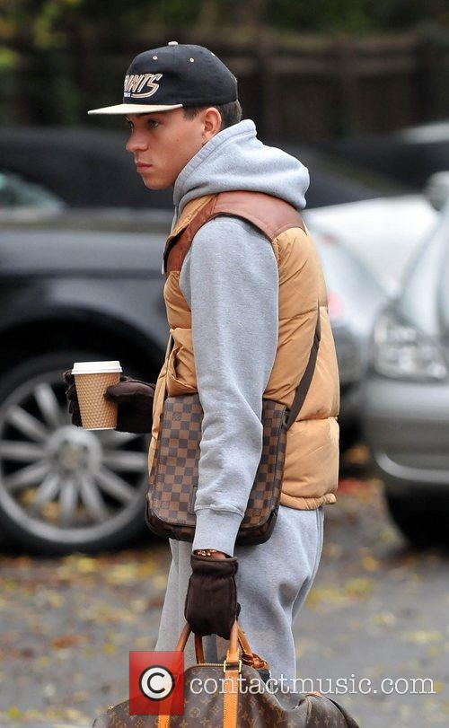 Joey Essex The cast of The Only Way...