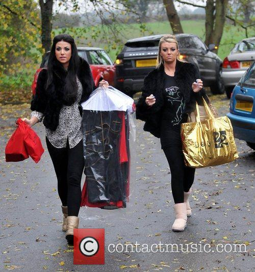 Cara Kilbey and Billi Mucklow The cast of...