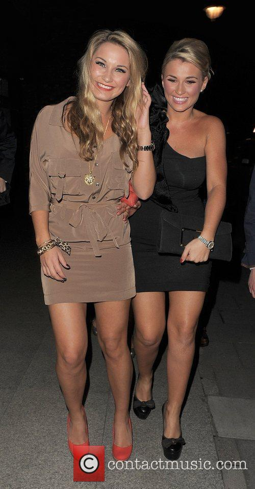 'The Only Way Is Essex' stars Samantha Faiers...