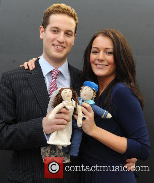 Prince William, Kate Middleton and Olympia 5