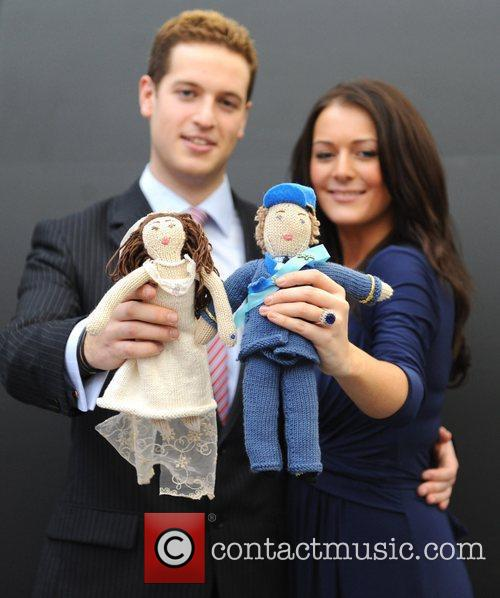 Prince William, Kate Middleton and Olympia 2