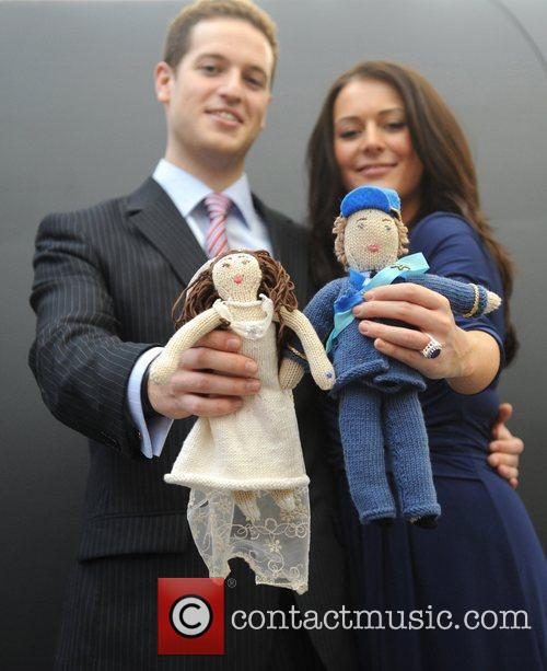 Prince William, Kate Middleton and Olympia 6