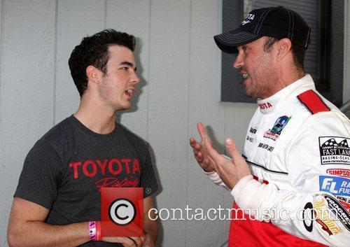 Kevin Jonas and Brian Austin Green The 2011...