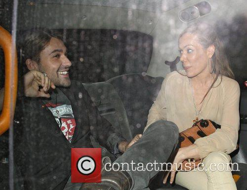 Tara Palmer-tompkinson and David Garrett 3