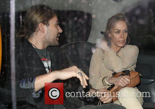 Tara Palmer-tompkinson and David Garrett 6