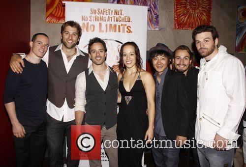 Bradley Henderson, Mason Ames, Mathieu Cloutier, Valerie Benoit-Charbonneau,...