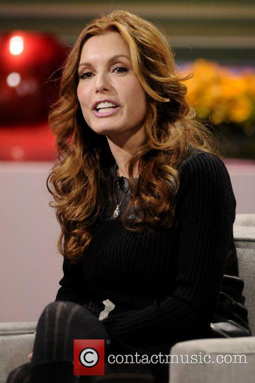 Actress Tracey Bregman, best known as Lauren Fenmore...