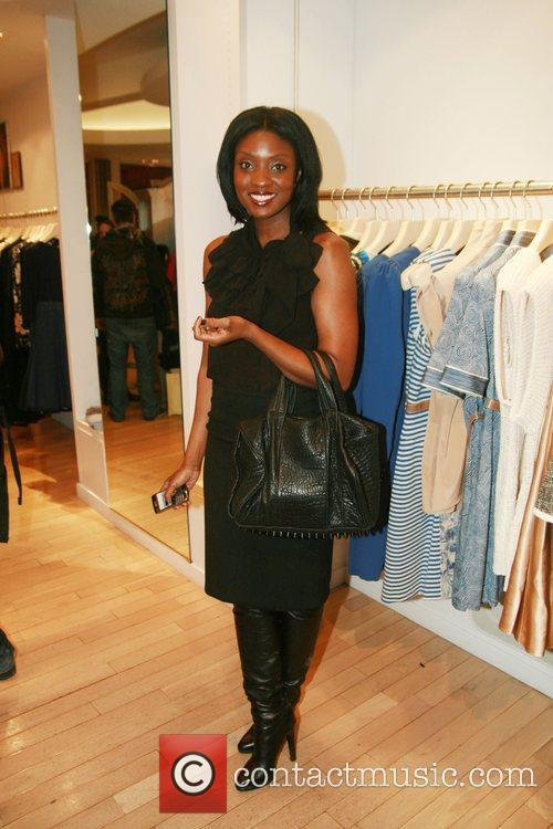 Journalist Lola Ogunnaike Shop for a Cause highlighting...