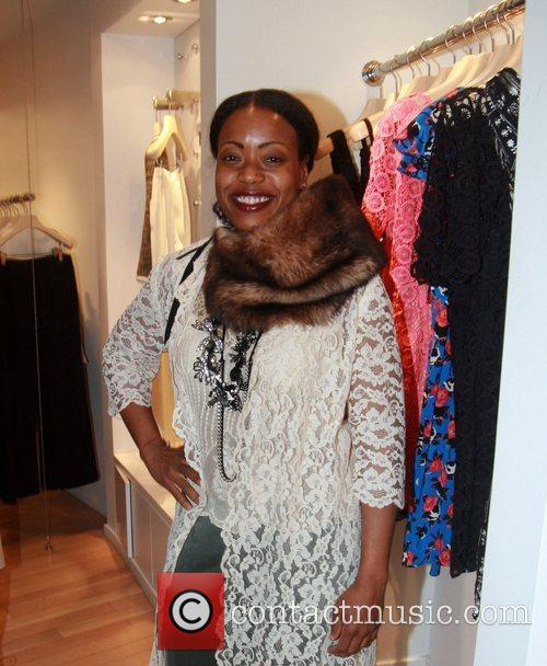 Tracy Reese  Shop for a Cause highlighting...