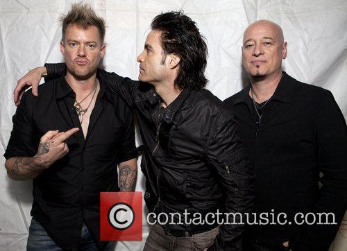 Train perform live at Chelsea Piers sponsored by...