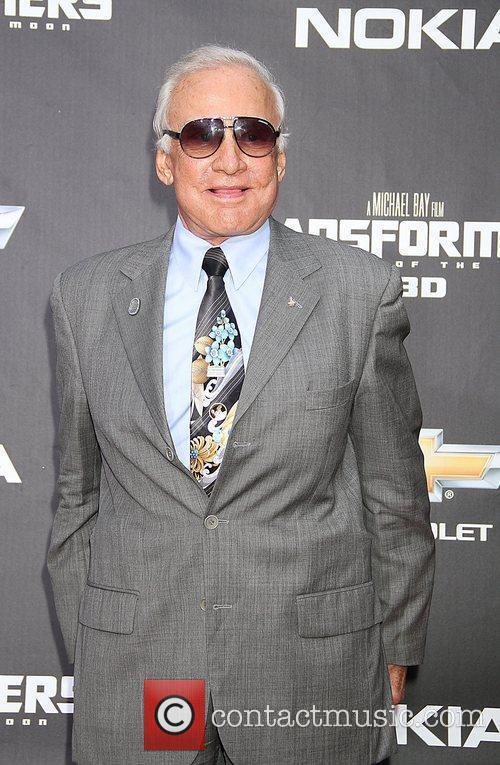 Buzz Aldrin  New York premiere of 'Transformers:...