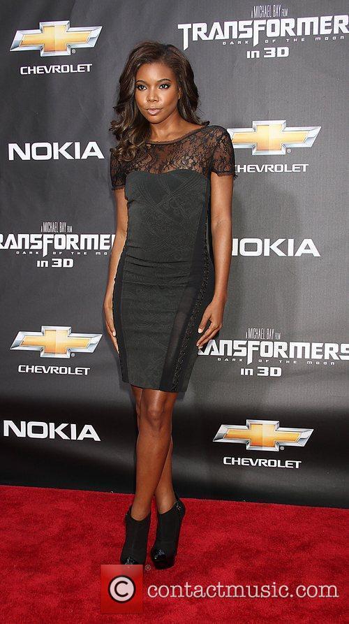 Gabrielle Union  New York premiere of 'Transformers:...