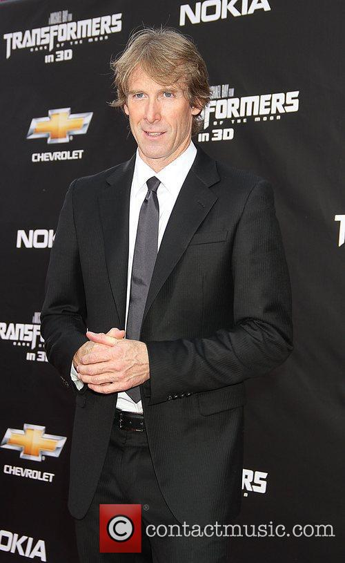 Director Michael Bay  New York premiere of...