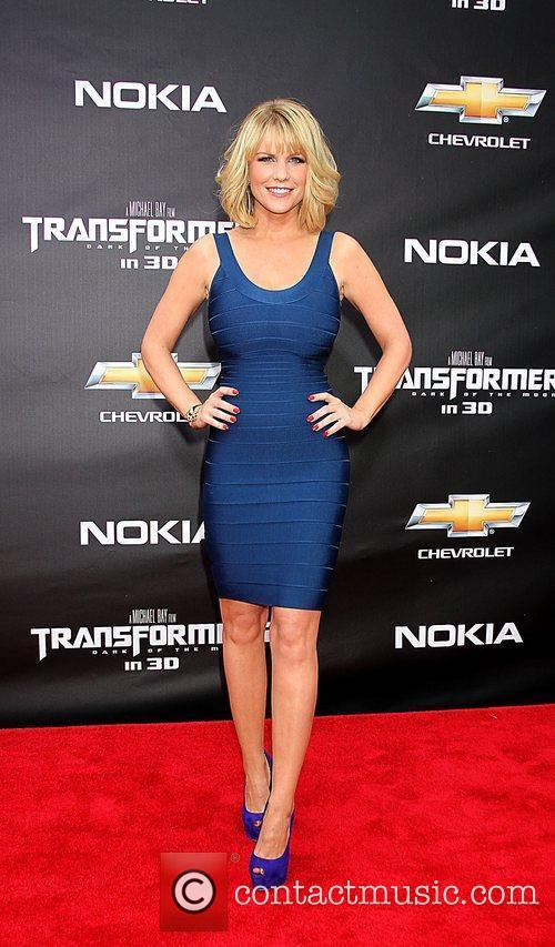 Carrie Keagan  attends the New York premiere...