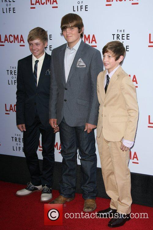 Los Angeles Premiere of The Tree of Life...