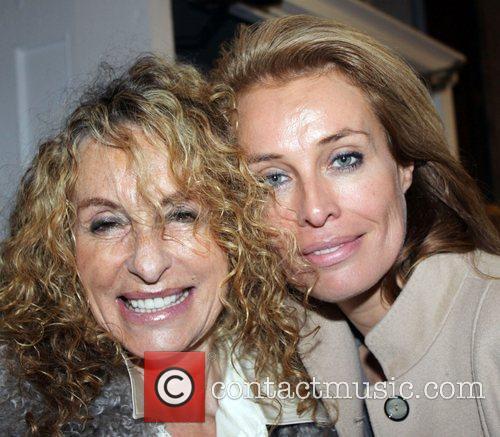 Ann Dexter-Jones and Frederique Van Der Wal attend...