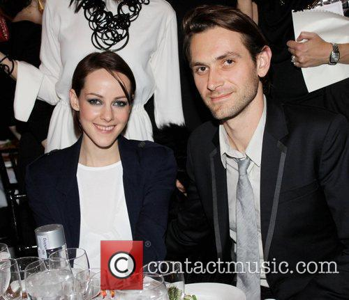 Jena Malone and Guest attend the Tribeca Ball...