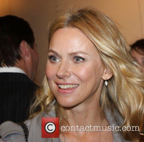 Naomi Watts attends the Tribeca Ball 2011 at...