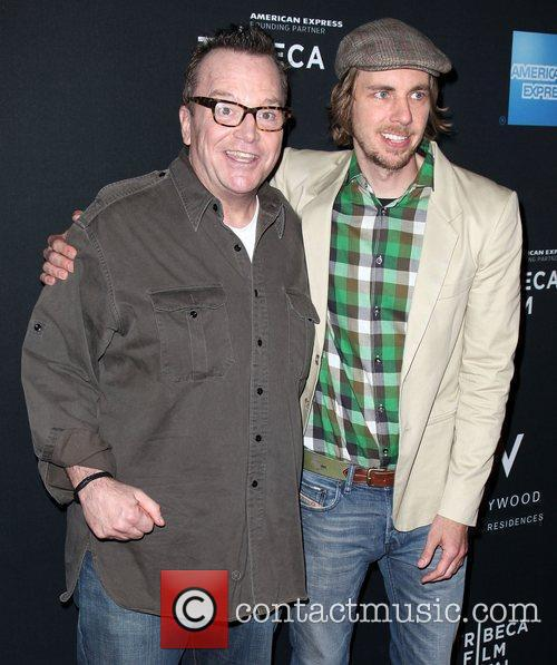 Tom Arnold and Dax Shepard 1