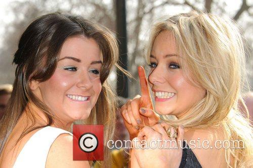 Brooke Vincent and Sacha Parkinson 2