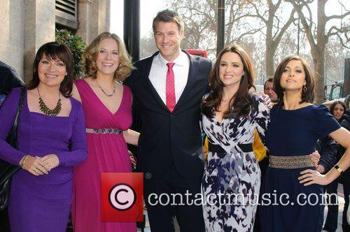 Lorraine Kelly  'TRIC Awards' at the Grosvenor...