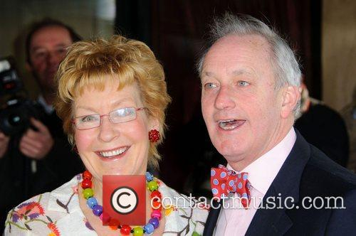 Christine Hamilton, Neil Hamilton  'TRIC Awards' at...
