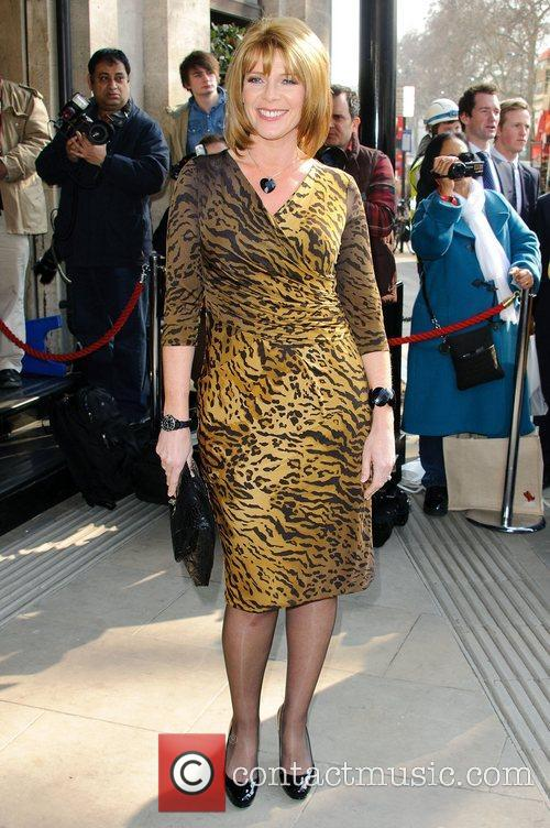 Ruth Langsford  'TRIC Awards' at the Grosvenor...