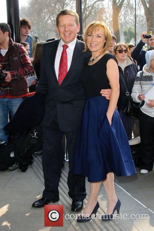 Bill Turnbull and Sian Williams  'TRIC Awards'...