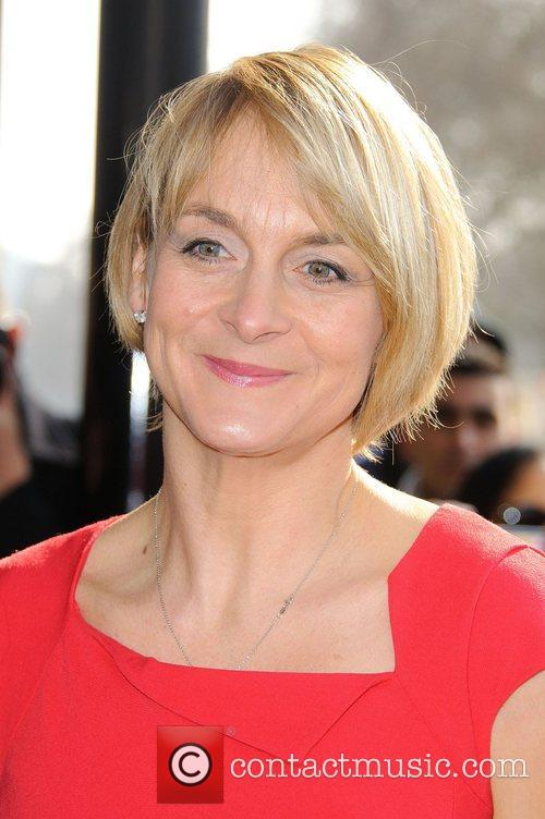 Louise Minchin  'TRIC Awards' at the Grosvenor...