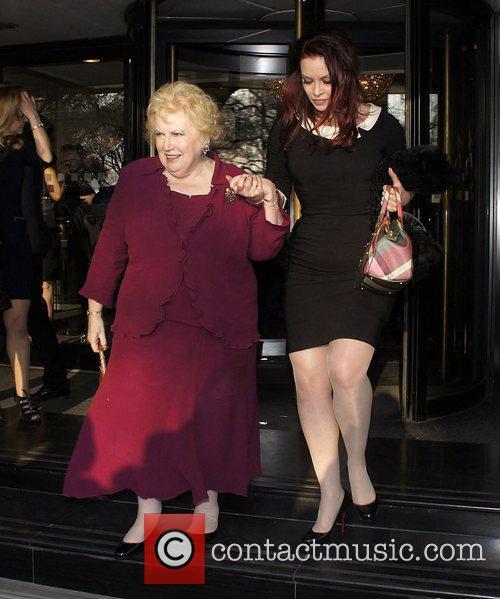 Denise Richards  'TRIC Awards' at the Grosvenor...