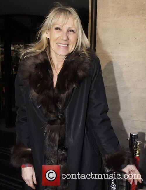 Ingrid Tarrant  'TRIC Awards' at the Grosvenor...