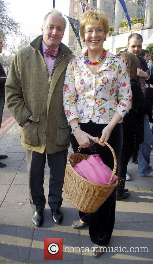 Neil Hamilton and Christine Hamilton  'TRIC Awards'...