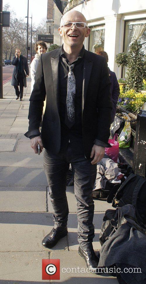 Jason Bradbury  'TRIC Awards' at the Grosvenor...