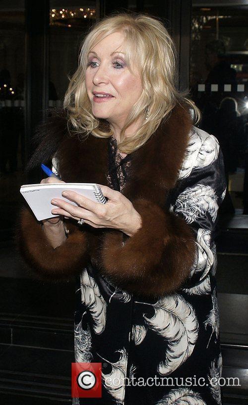 Carol Harrison  'TRIC Awards' at the Grosvenor...