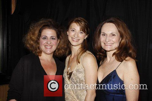 Mary Testa, Julie Jesneck and Beth Grant...