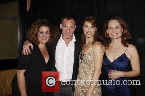 Mary Testa, Peter Bradbury, Julie Jesneck and Beth...